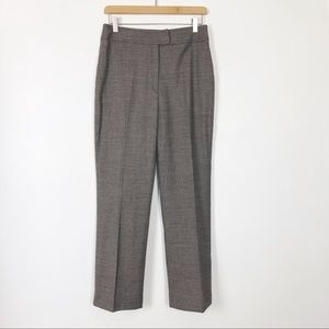 Vintage Oscar de la Renta wool trousers high rise